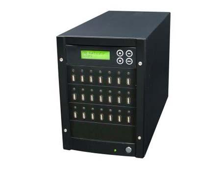 USB Kopiergerät mit 20 Targets